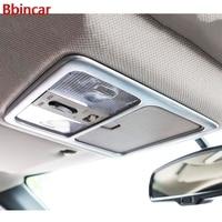 Bbincar Car Stying Reading Lights Lamp Trim ReadingLight Frame ABS Decoration XTrail X Trail 2008 To
