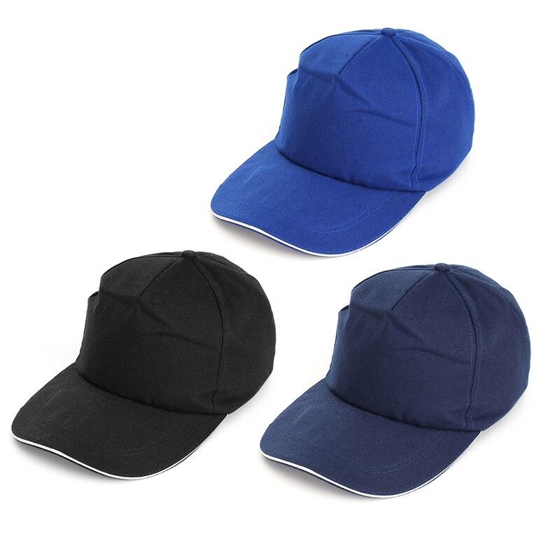 Safurance Kühlen Schutz Bump Cap Baseball Stil Schutzhelm Schutzhelm Kopf Schutz Für Außentür Arbeiter