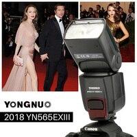 YONGNUO YN565EX III Wireless TTL Flash Speedlite Firmware Update for Canon Support YN600EX RT II YN568EX III,updated YN565EX II