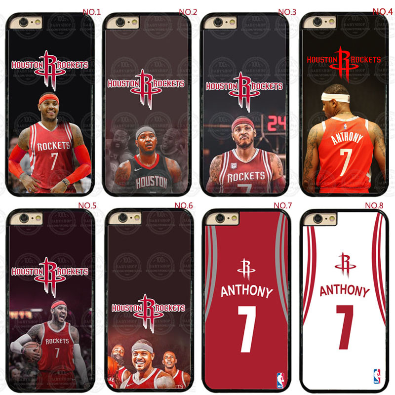 NEW HOUSTON ROCKETS Phone Case For iPHONE 6 7 8 Samsung Galaxy HTC LG G3