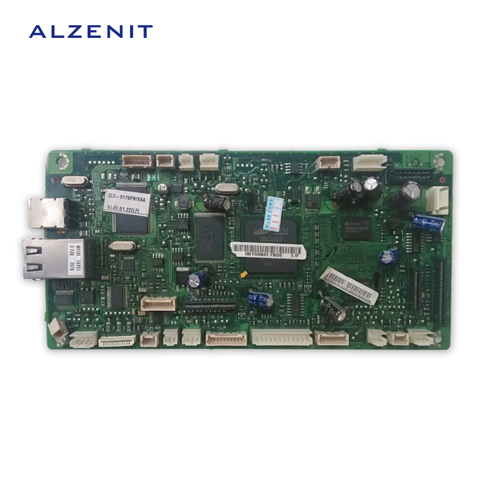 GZLSPART For Samsung  CLX-3175FN CLX 3175FN CLX3175 3175 Original Used Formatter Board Laser Printer Parts On Sale toner powder and chip for samsung 506 clt 506 for clp 680 clx6260fw clx 6260nd clx 6260nr laser printer hot sale