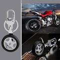 2016 fashion key chain car motorcycle motorbike keychain metal keychains for the keys chains bag ring keyring llaveros chaveiro