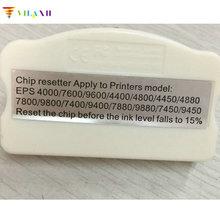vilaxh Cartridge Chip Resetter For Epson 7800 9800 9600 4880 4800 4000 7600 4400 4450 7400 9400 7880 9880 7450 9450