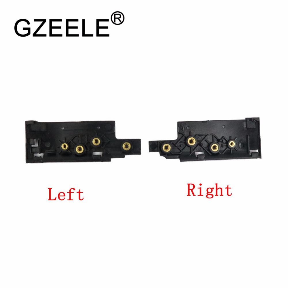 GZEELE New laptop LCD Hinges bracket for Lenovo IdeaPad U530 Touch U530T For Touch Screen back cover Hinges Axis holder Hinges  GZEELE New laptop LCD Hinges bracket for Lenovo IdeaPad U530 Touch U530T For Touch Screen back cover Hinges Axis holder Hinges