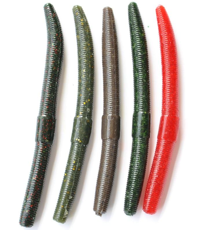 popular plastic worm fishing-buy cheap plastic worm fishing lots, Soft Baits