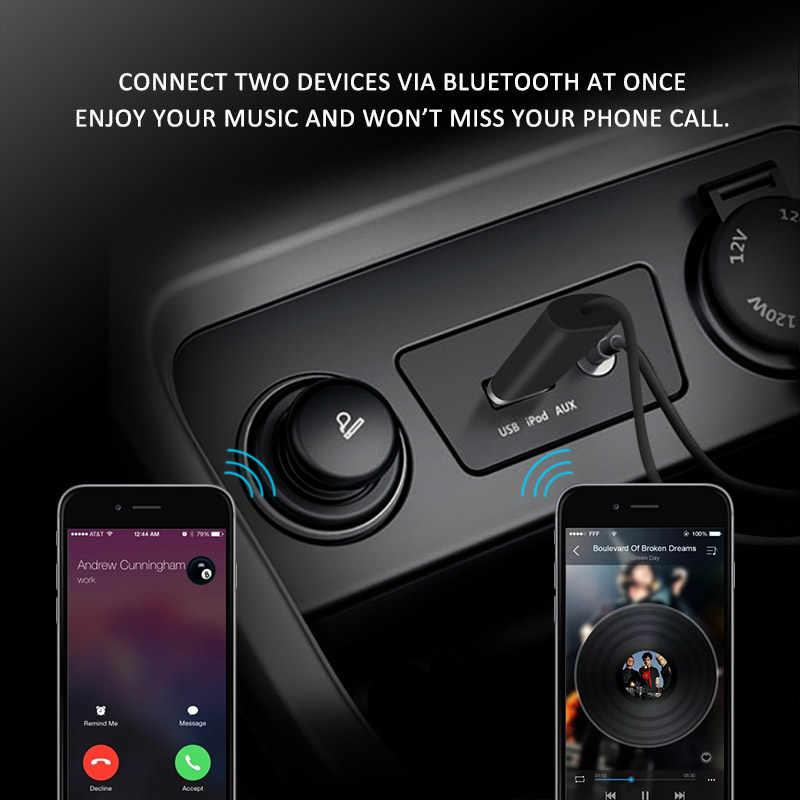 Blueido BL Bluetooth Переходник с  3.5 мм Аудио Стерео Кабелем HiFi кочества  звучания  и музыкальный блютуз переходник