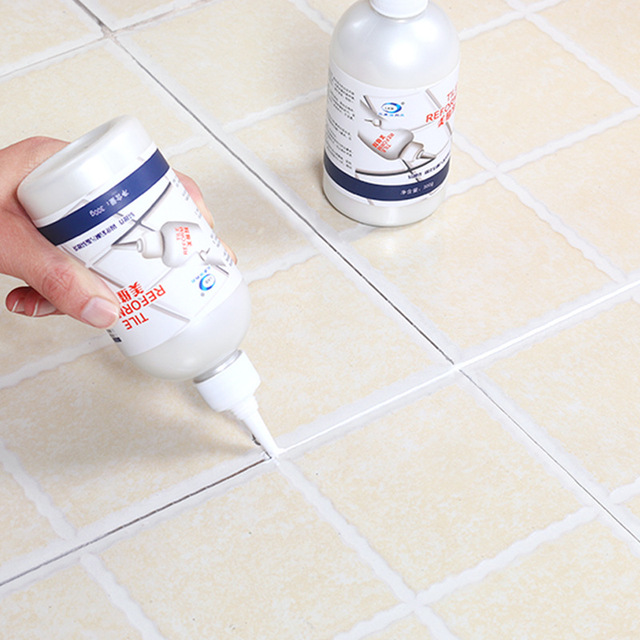 Professional Grout Aide Repair Tile Marker Wall Pen Sealant Fill The