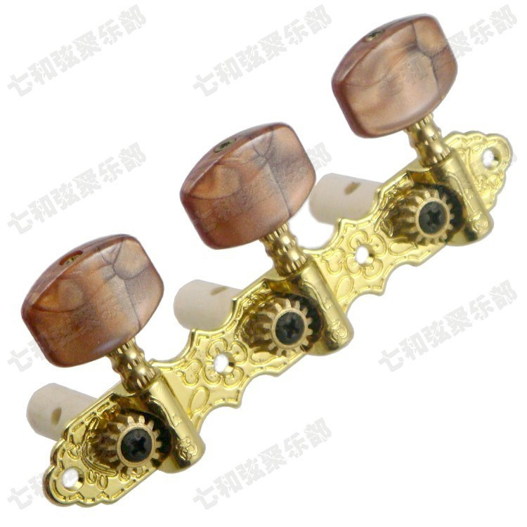 3R3L Acoustic guitar tunerS strings button Tuning Pegs Keys Musical instruments Guitar accessories parts