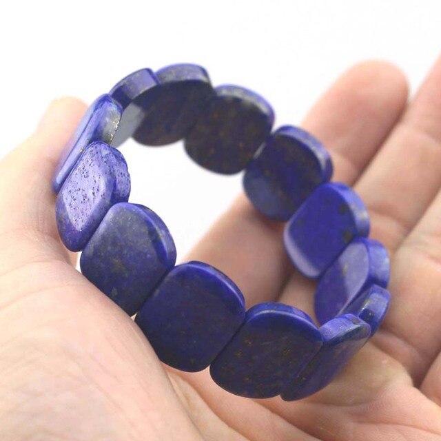 Купить натуральный лазуритовый камень браслет натуральный с драгоценным картинки