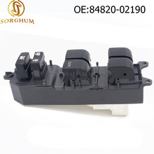 цена на 84820-02190 84810-32080 901-704 For 2007-2012 Toyota Camry Power Window Master Control Switch