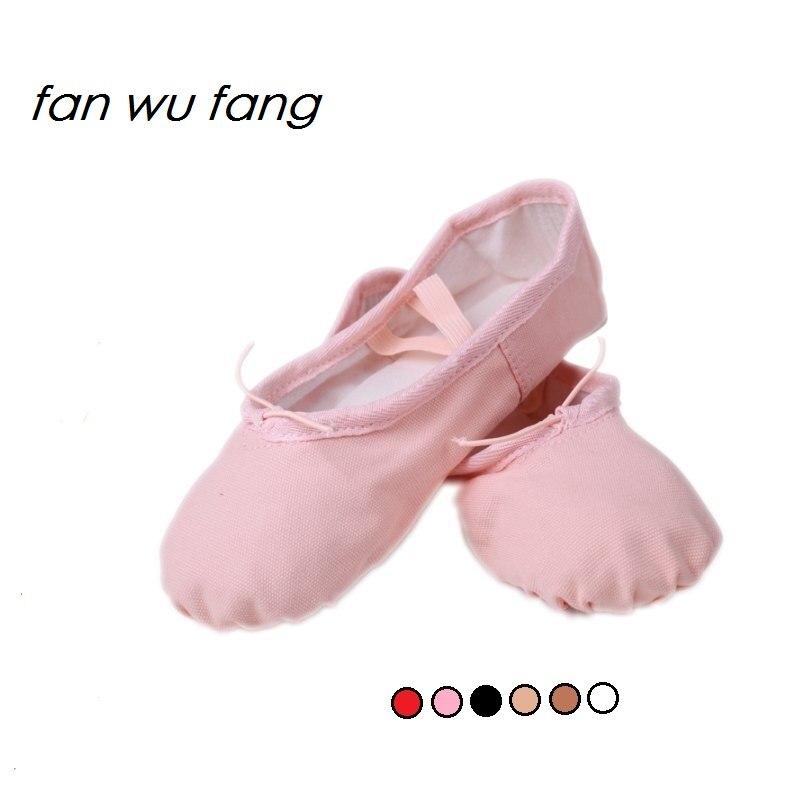 fan-wu-fang-6-kleur-canvas-soft-ballet-dansschoenen-voor-kinderen-meisjes-vrouwen-slippers-volgens-d