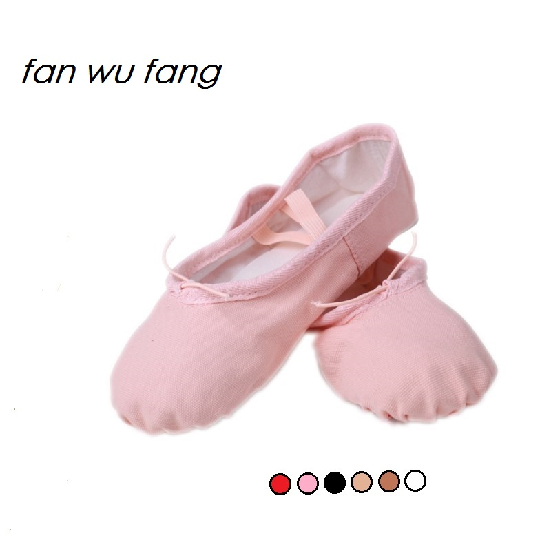 fan-wu-fang-6-color-canvas-soft-ballet-dance-shoes-for-children-girls-women-slippers-according-the-c