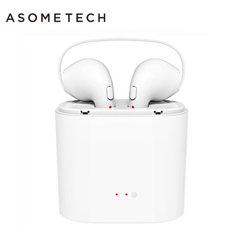 I7 i9s TWS Earbuds Earphone  Wireless Bluetooth Headset Double Twins Stereo Music For Apply iPhone 6 i7 i8 Samsung Xiaomi Huawei edal tws headset true wireless bluetooth double twins earbuds earphone for iphone 7 earphones