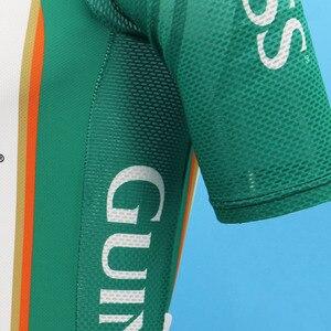 Image 5 - Wielokrotne wybory koszulka kolarska do piwa mężczyźni z krótkim rękawem ropa ciclismo triathlon odzież rowerowa odzież rowerowa mtb jersey MTB