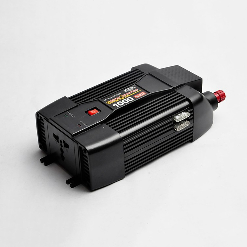 цена на 1000W USB Car Charger Modified Sine Wave Power Inverter Converter Adapter DC 12V to AC 220V For Notebook Laptop