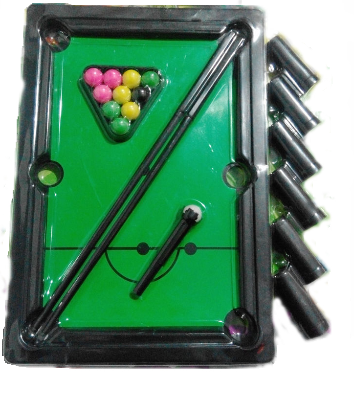 The Mini Desktop Pool Table Parent Child Game Play Educational Toys For  Children(China