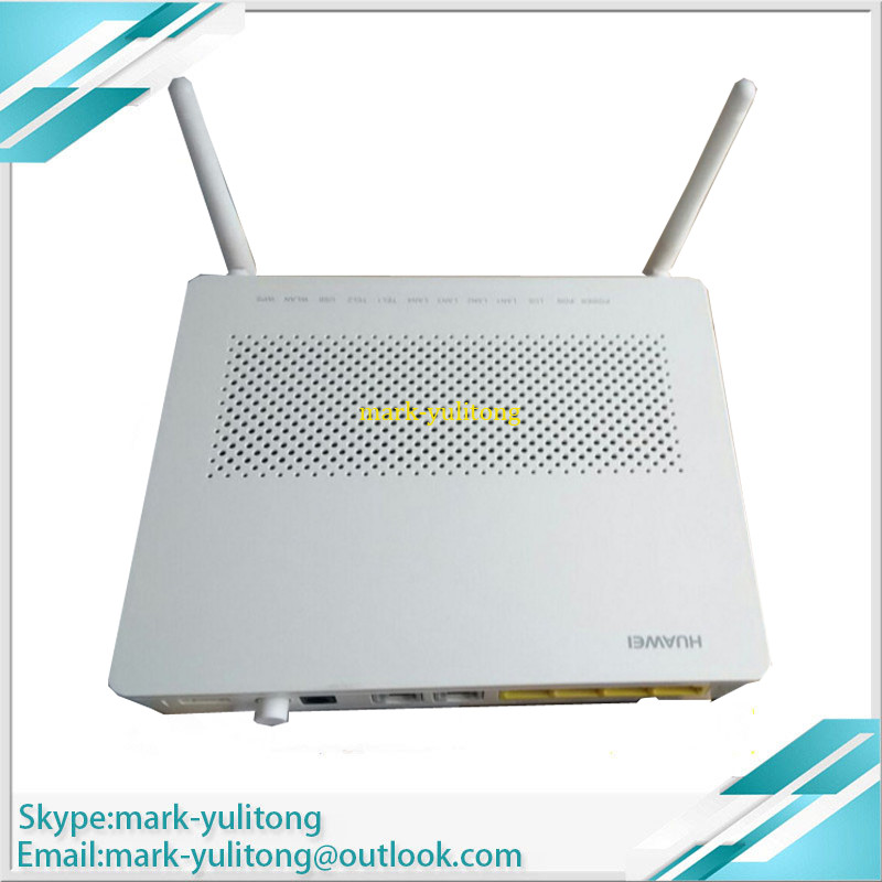 Systematic Hua Wei Hg8245h Ftth Hgu Router Mode 4ge 2tel 1usb Wifi Bbu Same Function As Hg8245he Durable Service Fiber Optic Equipments Communication Equipments