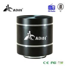 ADIN remote control vibration speaker mini portable fm radio speaker audio font b subwoofer b font