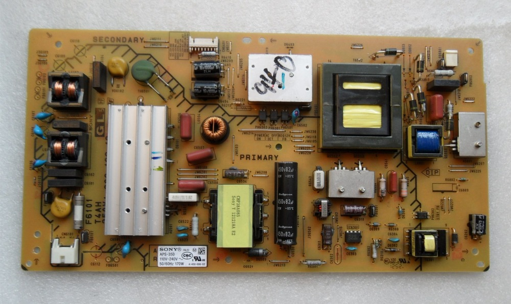 APS-350 1-888-122-12 Good Working Tested good working original used for klv 46r476a aps 350 1 888 122 12 4 450 696 02 power supply board