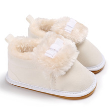 4817ddc67925 Cukbub Baby Girl Warm Soft Boots Shoes with Anti-slip Soles Infant Children  Winter Soft · 3 Colors Available