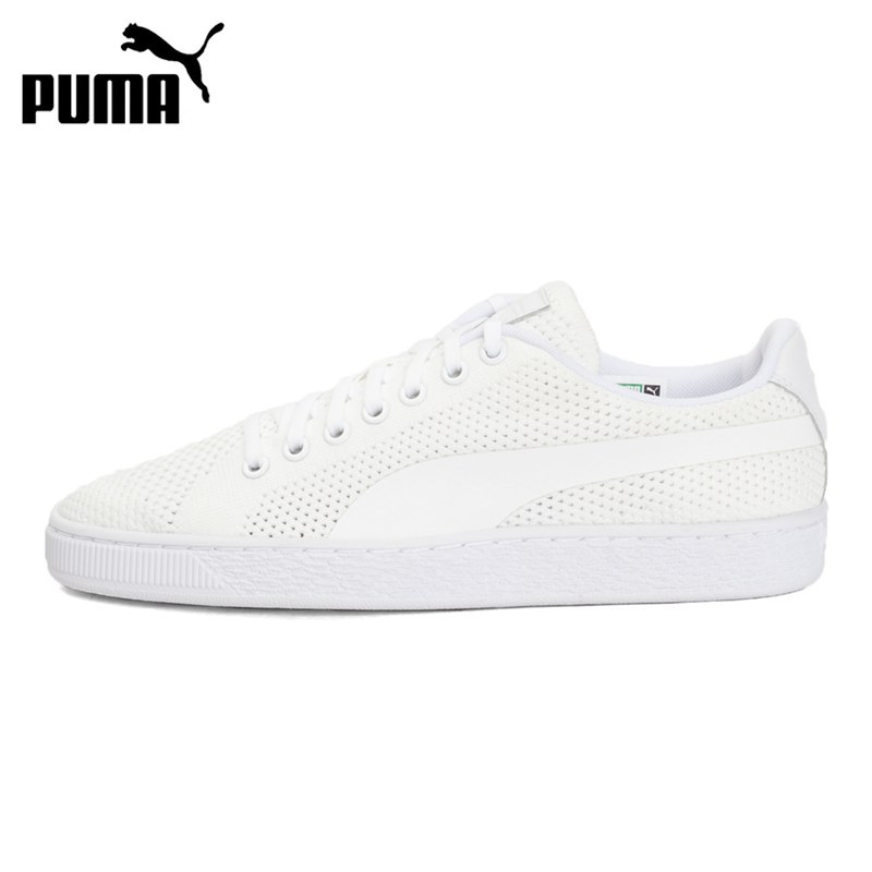 puma basket knit