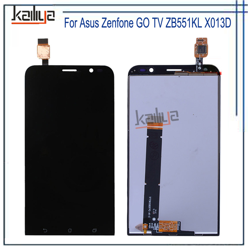 For Asus Zenfone GO TV ZB551KL X013D LCD Display With