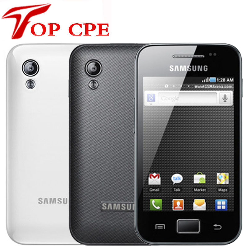 Unlocked S5830i Samsung Galaxy Ace S5830 Smartphone Original Android Celphone 5MP WIFI GPS Black/White Refurbished Mobile Phone Cellphones    - AliExpress