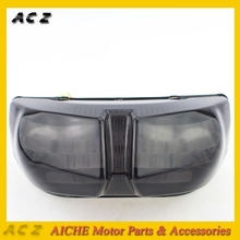 цена на ACZ Motorcycle Smoke Integrated LED Rear Tail Light Turn Signal Lamp For Yamaha FZ8 Fazer 2010-2013 FZ1 N Fazer 2006-2013