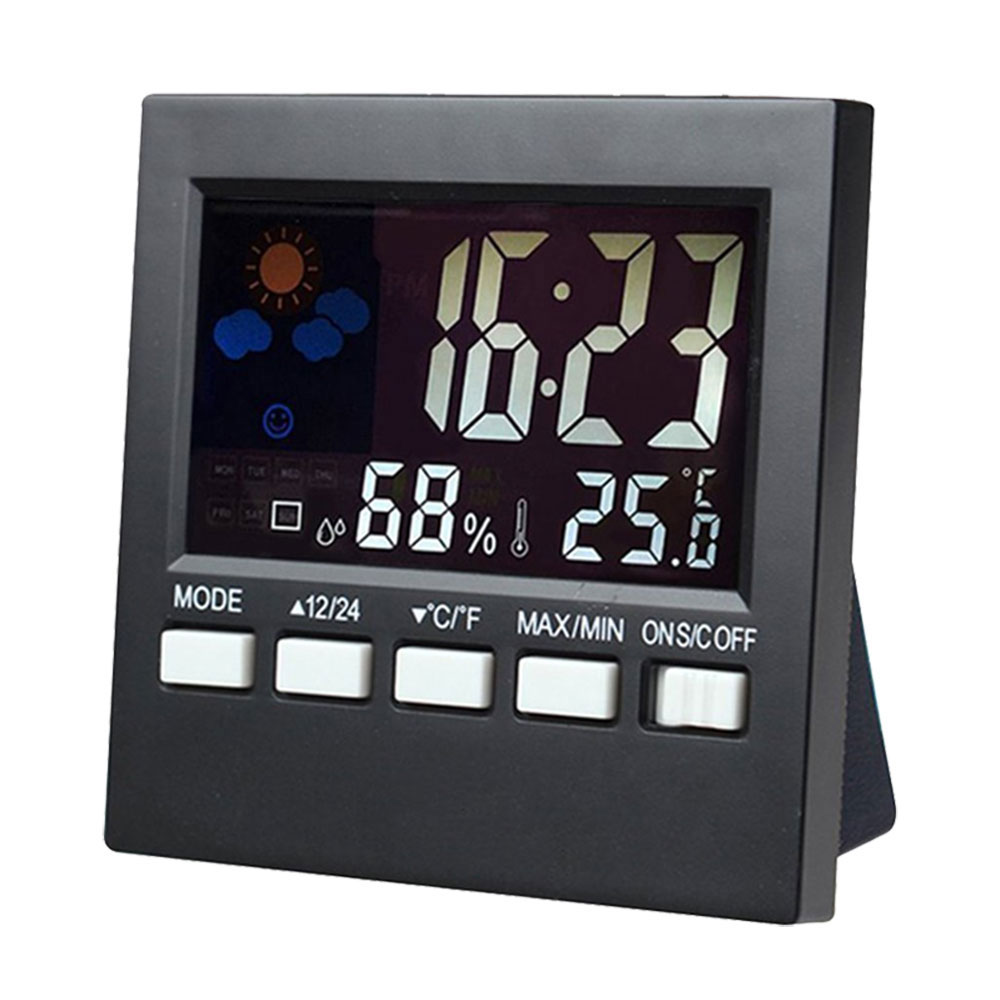 Alarm Clock with Weather Forecast 1