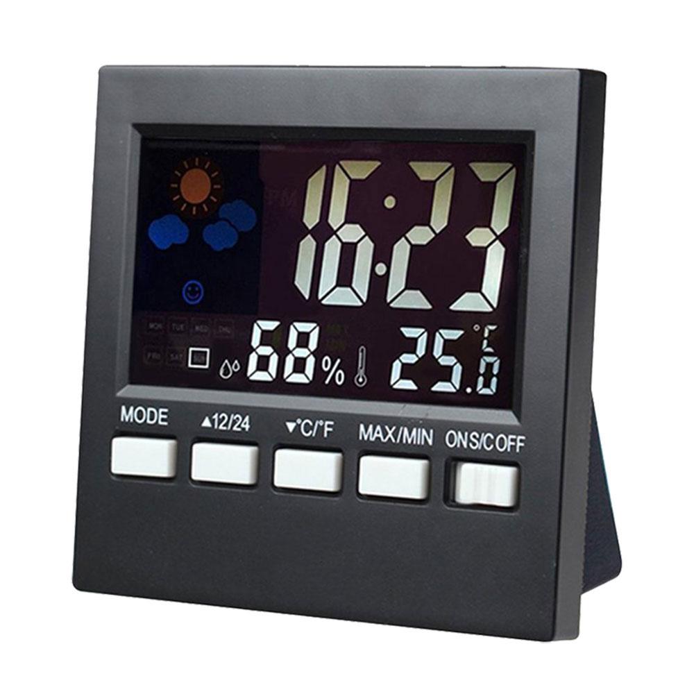 Alarm Clock with Weather Forecast 1