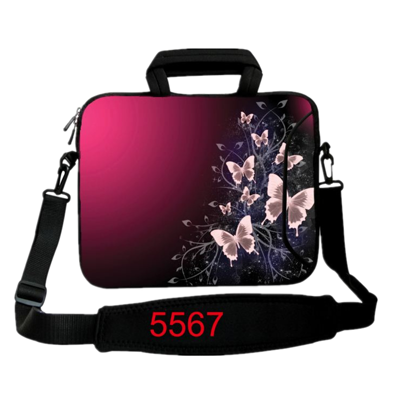 Satchel Women Handbags Set Colorful Watercolor Splashes Multi-Functional Woman Crossbody Bag Fit for 15 Inch Computer Notebook MacBook