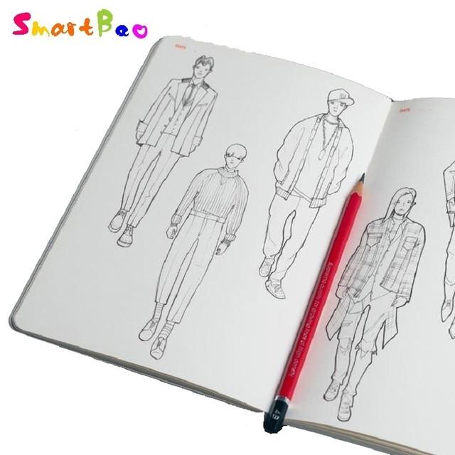 Male croquis: free mens fashion figure templates.