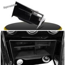 Lapetus Center Storage Pallet Armrest Container Multi-grid Box Kit Accessories Interior Fit For Volkswagen T-Roc T Roc 2018 2019 roc max resurfacing