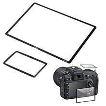 Fotga – protecteur d'écran professionnel en verre optique LCD, pour appareil photo reflex numérique Nikon D7100