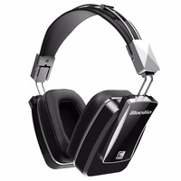 Bluedio F800 Active Noise Cancelling Foldable Over Ear Wireless Bluetooth Headphones With Mic