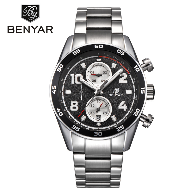 Wristwatch for Men Waterproof Sport Minimalism Calendar Chronograph Fashion Watches Stylish Quartz erkek kol saati