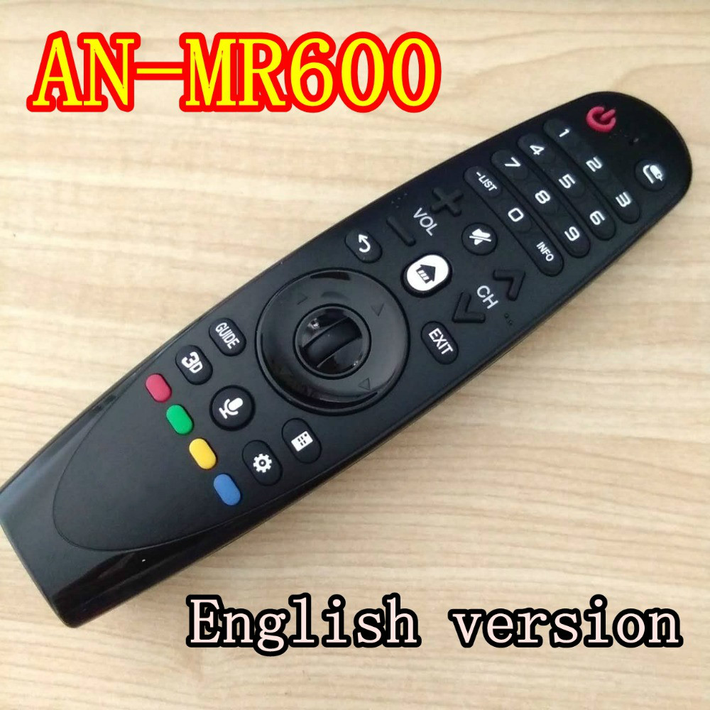 remote control AN-MR600 ANMR600 AN-MR600G for LG 3D smart TV UF8580 UF8500 UF9500 UF7700 UF7702 series new an mr600g anmr600 magic remote control for lg 3d smart tv