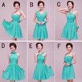 NEW Custom COLOR & SIZE!mix style mini short bridesmaid dresses colors wedding dresses, Graduation Dresses party dress Plus Size