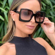 2019 NEW Gradient Points Sun Glasses Tom High Fashion Designer Brands For Women TF Sunglasses Cateyes Oculos Feminino de sol