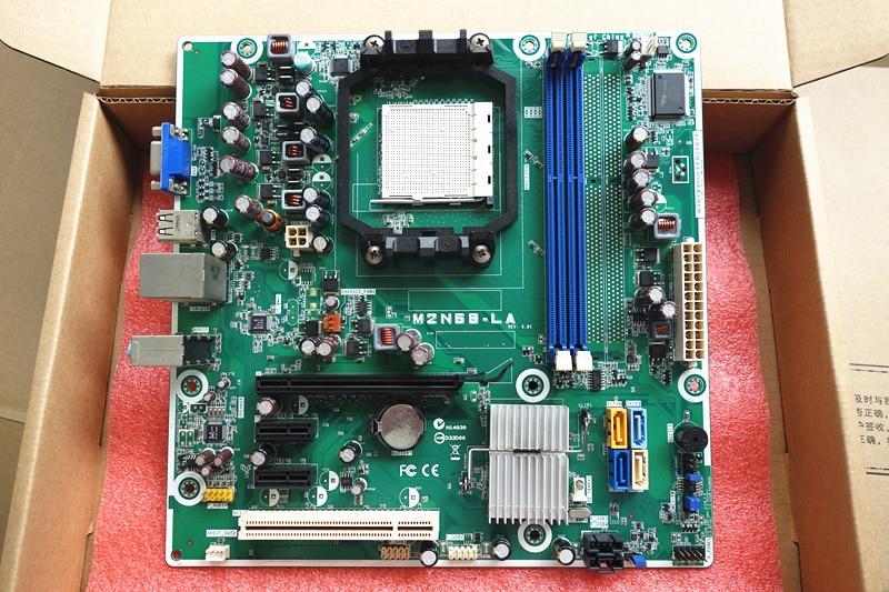 M2N68 LA motherboard fit for hp Narra6 GL6 MB 612501 001 612502 001 Socket AM3 DDR3