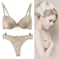 6 Color Foreign Trade Large Yards 75B 80B 85B Lace Breathable Light Temptation Embroidered Thin Cup