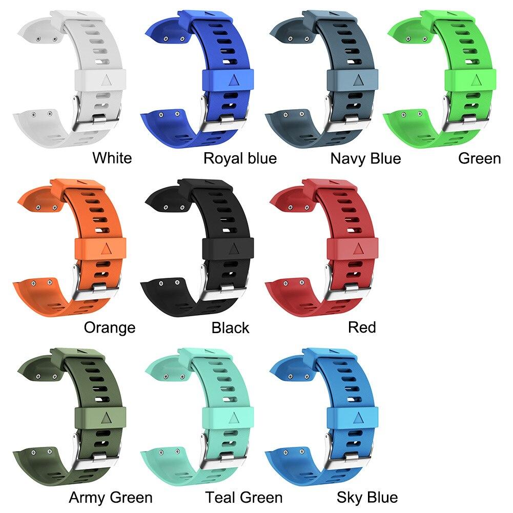 Werkzeug Schrauben Für Garmin Forerunner 35 Sd998 Um Jeden Preis Unterhaltungselektronik Sinnvoll Silikon Uhr Band Strap Armband