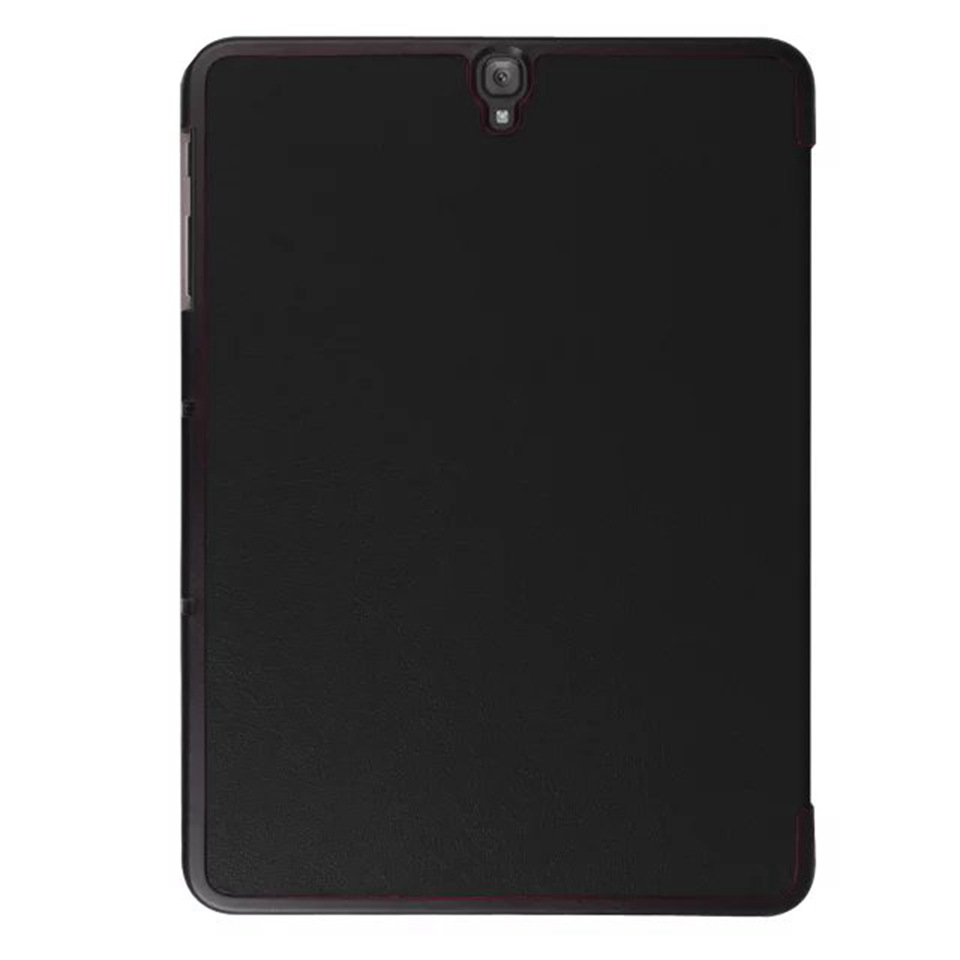 3 In 1 Stand Folding Smart PU Leather Cover For Samsung Galaxy Tab S3 T820 T825 9.7