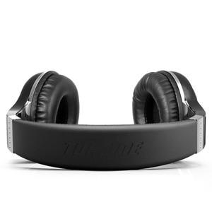 Image 3 - Original Bluedio H+ Wireless Bluetooth 5.0 Stereo Headphone Headset Earphone Foldable  Support TF Card FM free shipping