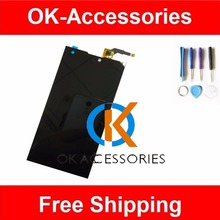5.0 Inches 100% Guarantee Black Color For DEXP Ixion W5 LCD Display With Touch Screen Digitizer With Free Tools 1PC/Lot