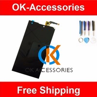 5 0 Inches 100 Guarantee Black Color For DEXP Ixion W5 Touch Screen Digitizer With Free