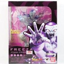 1Pcs Anime Dragon Ball Combat Edition Z Freeza Frieza PVC Action Figure Doll Toys Collectible Toy 15cm Retail