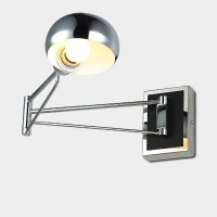 Led wall light modern led wall lights for living room Swing Arm Wall Lamp With switch led reading wall lamps led bedside lamp