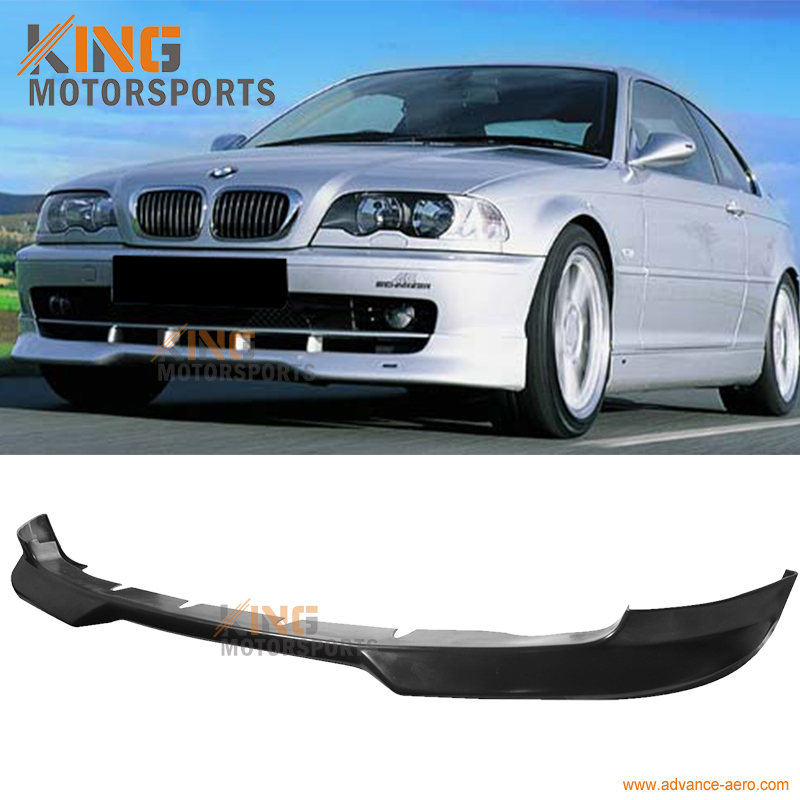 For 1999 2000 2001 2002 2003 BMW E46 2Dr Coupe H Style
