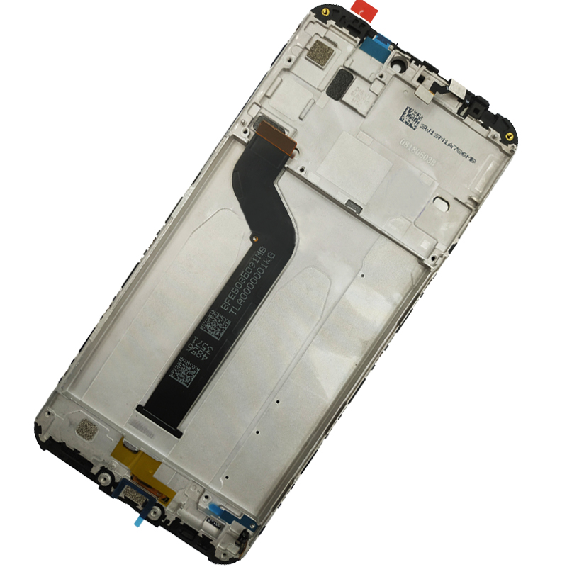 for Xiaomi Mi A2 Lite LCD Display for Redmi 6 Pro Display screen with Frame Digitizer Touch Screen LCD for Xiaomi Mi A2Lite LCD in Mobile Phone LCD Screens from Cellphones Telecommunications